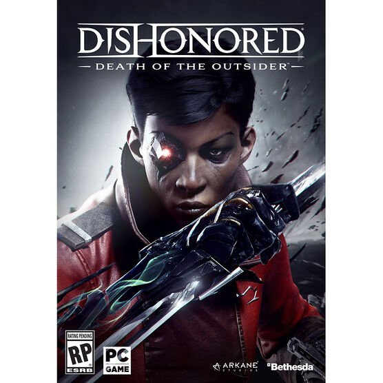 PC Dishonored 2 - Death of the Outsider