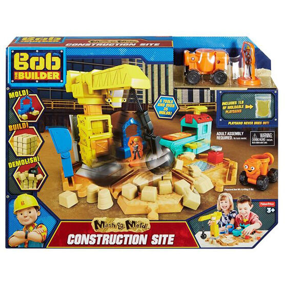 Fisher Price Bob The Builder Playset
