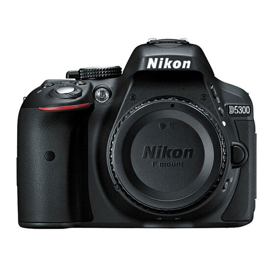 Nikon D5300 Body Only - Black - 33872