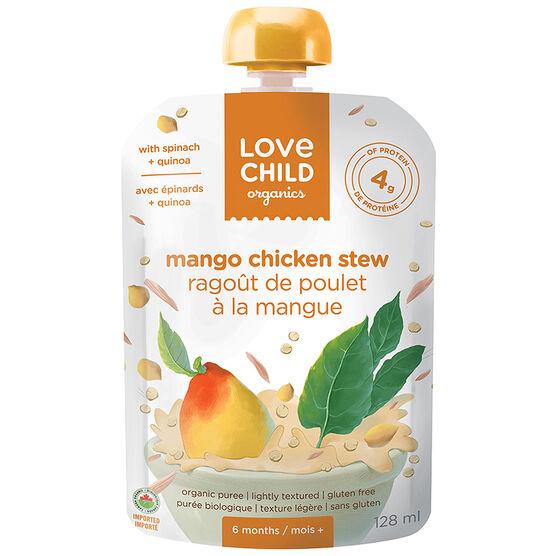 Love Child Mango Chicken Stew - 128ml