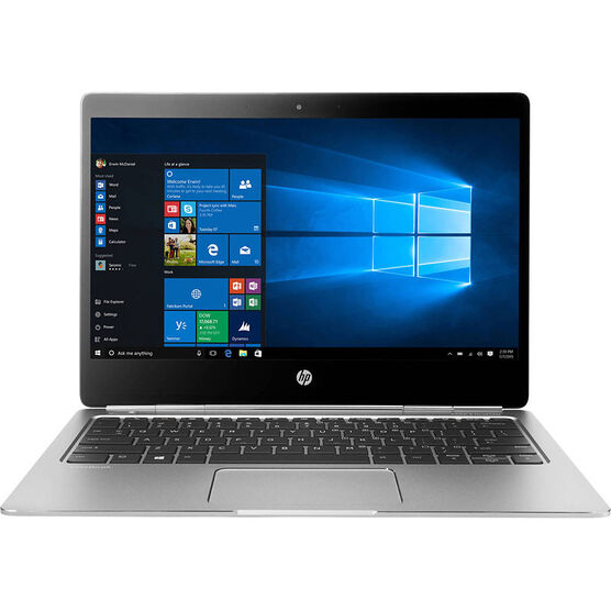 HP EliteBook Folio G1 Business Laptop - 12.5 inch - W0S06UT#ABA