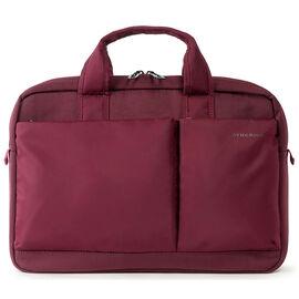 Tucano PIU Notebook Case - Burgundy - 13.3 inch - BPB1314-BX