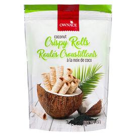 Ownace Coconut Crispy Rolls - 150g