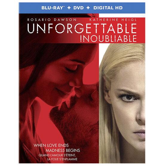 Unforgettable - Blu-ray