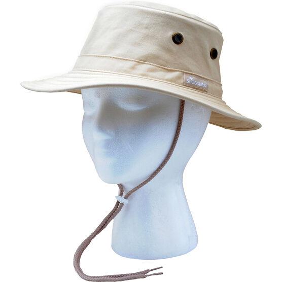 Sloggers Cotton Hat - Stone