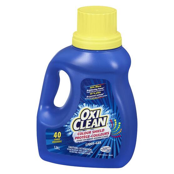 OxiClean Colour Shield Stain Remover Liquid-Gel - 1.24L