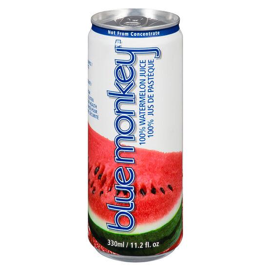 Blue Monkey 100% Watermelon Juice - 330ml