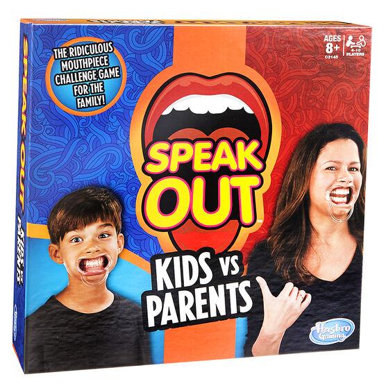 Speak Out - Kids Vs. Adults