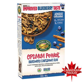 Nature's Path Optimum Power Cereal - Blueberry - 400g