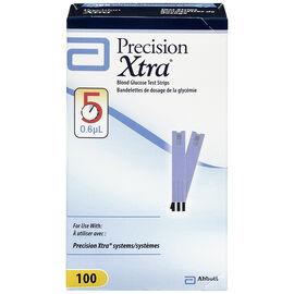 Abbott Precision Xtra Strips - 100's
