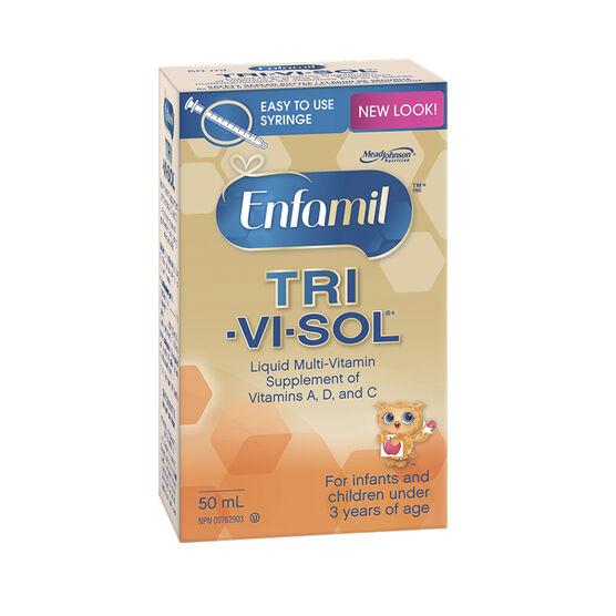 Tri-Vi-Sol Drops - 50ml