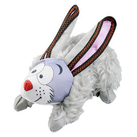Happy Tails Dog Toy - Loonies Rabbit