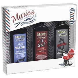 Mario's Groom Room Men's Bath Set - 3 piece
