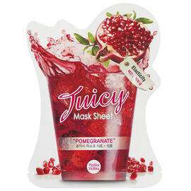 Holika Holika Juicy Mask Sheet Pomegranate - Elasticity