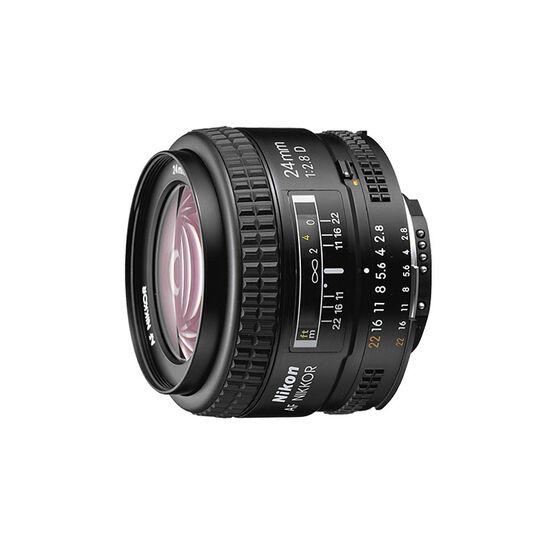 Nikon AF Nikkor D 24mm f/2.8 Lens