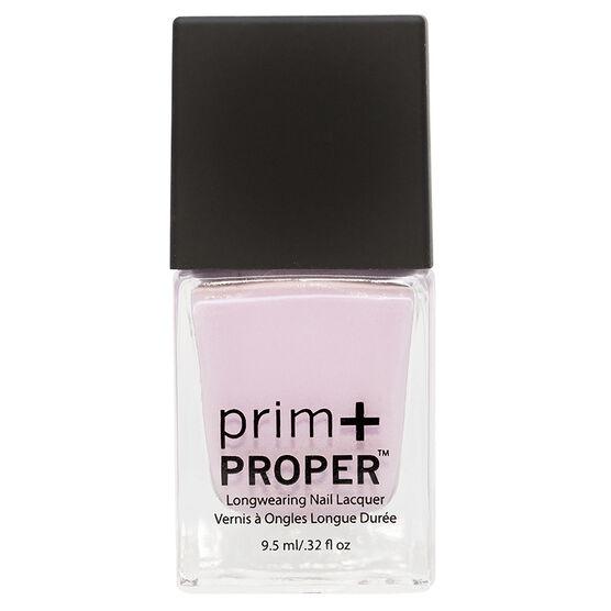 Prim + Proper Nail Lacquer - Queens English