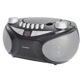 Sylvania Portable Boombox - SRCD286