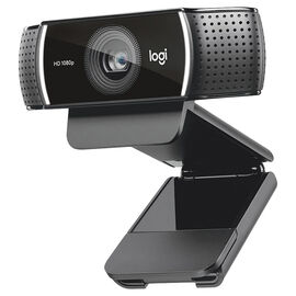 Logitech C922 Pro Stream Webcam - Black - 960-001087