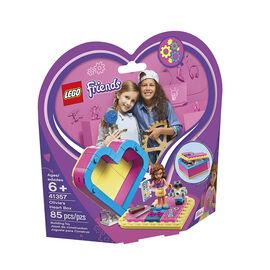 LEGO® Friends - Olivia's Heart Box - 41357