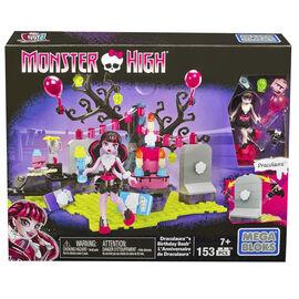 Mega Bloks Monster High Doll - Draculaura's Birthday