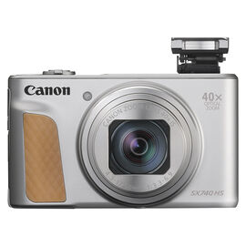 Canon Powershot SX740 HS - Silver - 2956C013