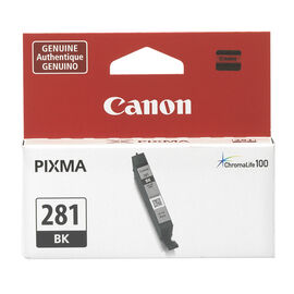 Canon CLI-281 Printer Ink Cartridge - Black - 2091C001