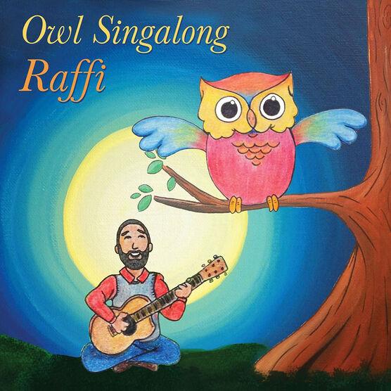 Raffi - Owl Singalong - CD