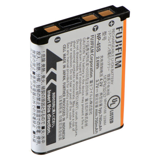 Fuji NP-45S Lithium-Ion Battery - 16437322