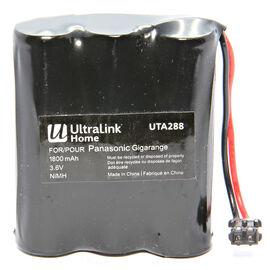 UltraLink Cordless Phone Battery for Panasonic and Gigarange Phones - UTA288