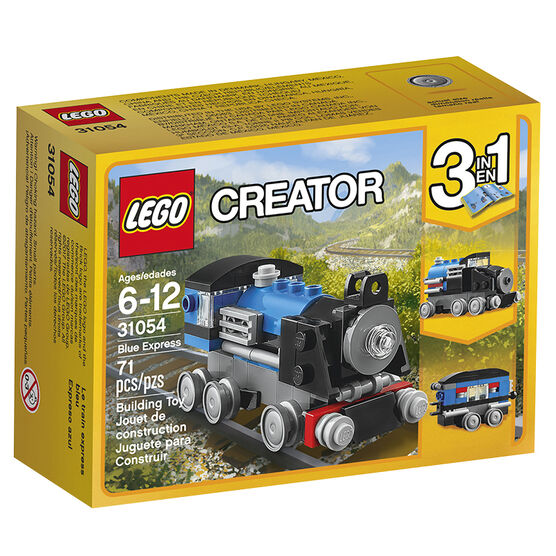 LEGO Creator 3in1 - Blue Express
