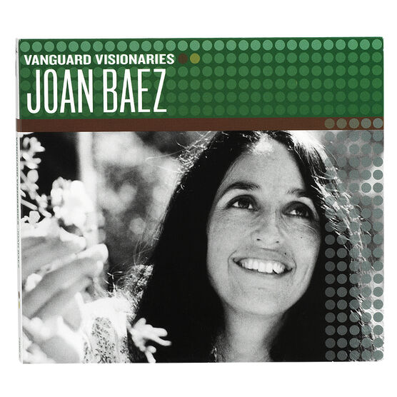 Joan Baez - Vanguard Visionaries - CD
