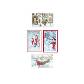 American Greetings Boxed Cards - Deluxe Traditional - 14's