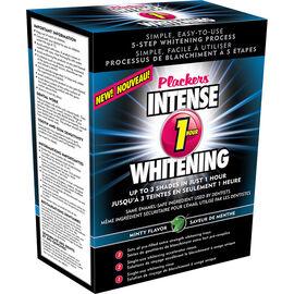 Plackers Intense 1-Hour Whitening