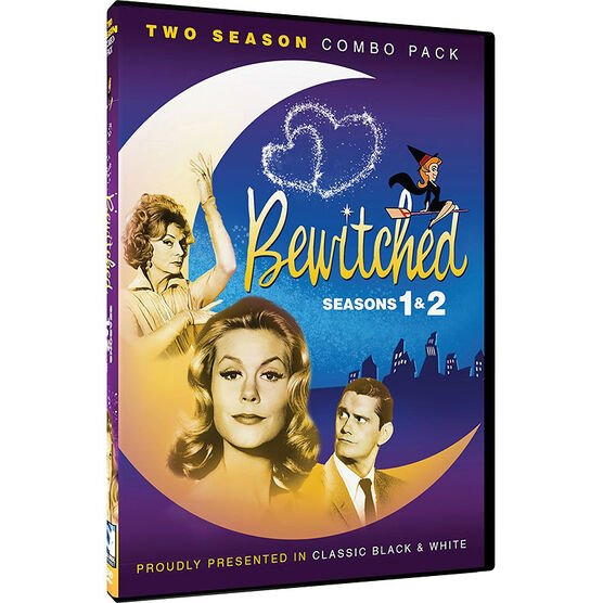 Bewitched Seasons 1 and 2 - DVD