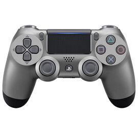 PS4 DUALSHOCK4 Wireless Controller – Steel Black - 3002838