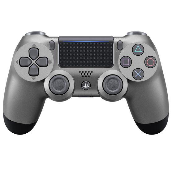 PS4 DUALSHOCK4 Wireless Controller - Steel Black - 3002838