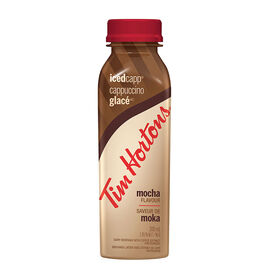 Tim Hortons Iced Capp - Mocha - 300ml