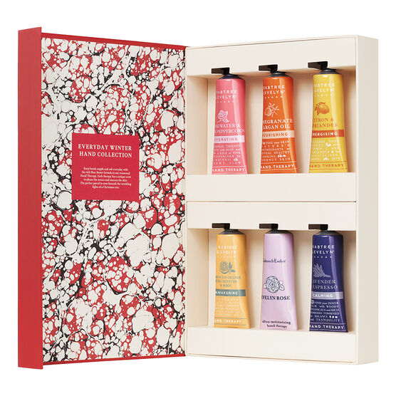 Crabtree & Evelyn Everyday Winter Hand Collection - 6 piece