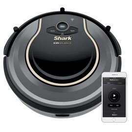 Shark Ion Robot Vacuum with Wi-Fi + Voice Control - RV750C