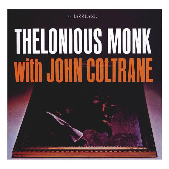 Thelonious Monk and John Coltrane - Thelonious Monk with John Coltrane - Vinyl