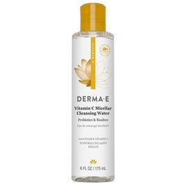 Derma E Vitamin C Micellar Cleansing Water - 175ml