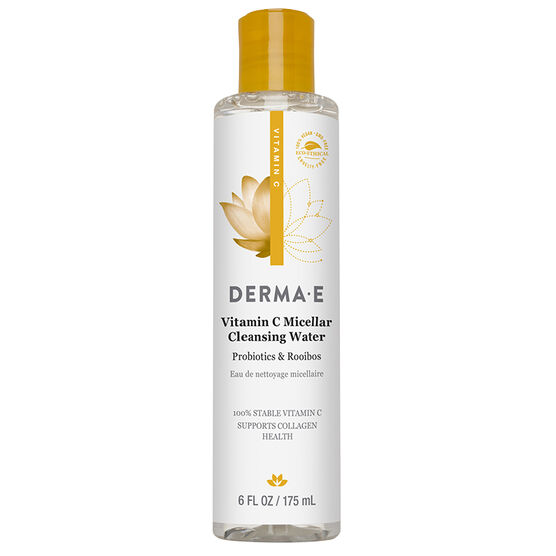 Derma E Vitamin C Micellar Cleansing Water - 175ml