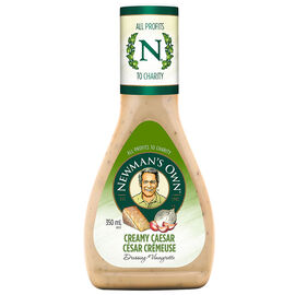 Newman's Own Creamy Caesar Salad Dressing - 350ml