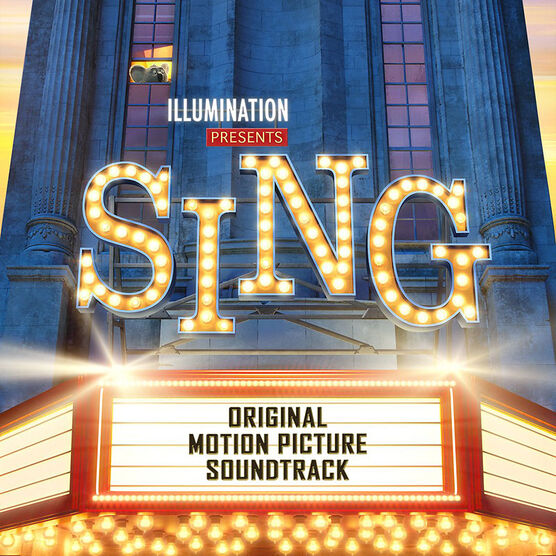 Sing: Original Motion Picture Soundtrack - CD