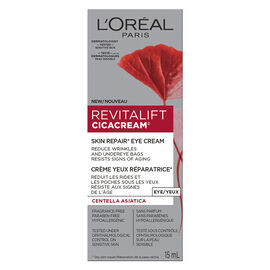 L'Oreal Revitalift Cicacream Skin Repair Eye Cream - 15ml