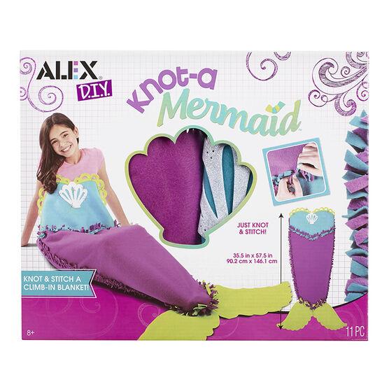Alex DIY Knot-A-Mermaid