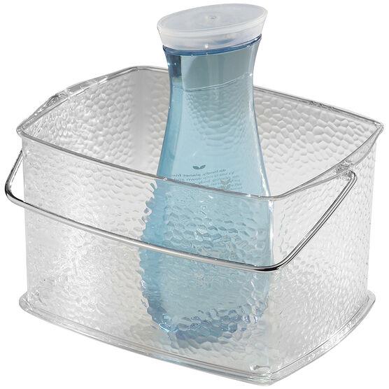 InterDesign Rain Basket - Clear - Small