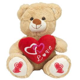Valentine Sitting Bear - Assorted