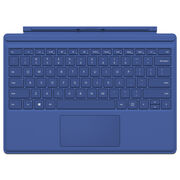 Microsoft Surface Pro 4 Type Cover - Blue - QC7-00003