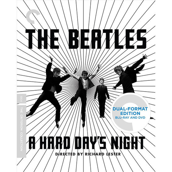 Beatles - A Hard Day's Night (Criterion Collection) - Blu-ray + DVD